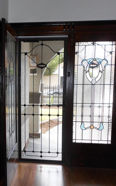Cast Craft Steel Security Doors Melbourne Federation