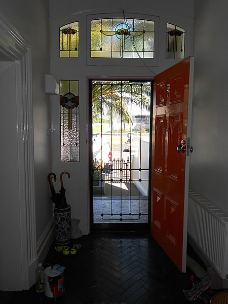 Cast Craft Steel Security Doors Melbourne Federation
