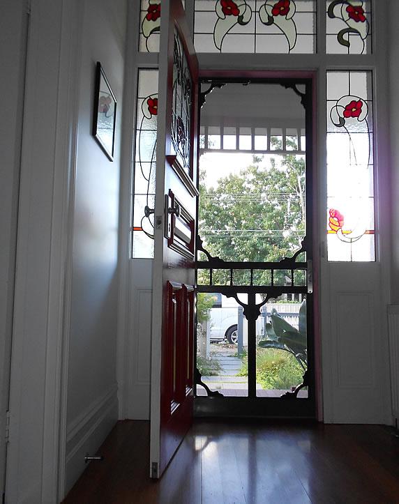 Period Steel Security Doors Melbourne Period Doors