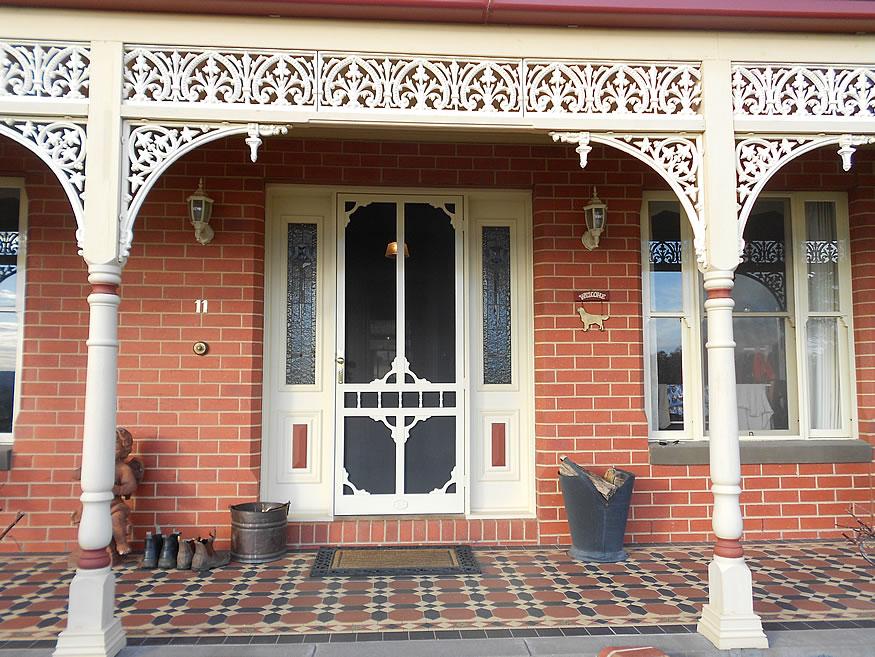 Stylic Security Doors (ABN 61 838 720 075) Email info@stylicdoors.com.au & Period Steel Security Doors Melbourne   Period Doors - Stylic Doors pezcame.com
