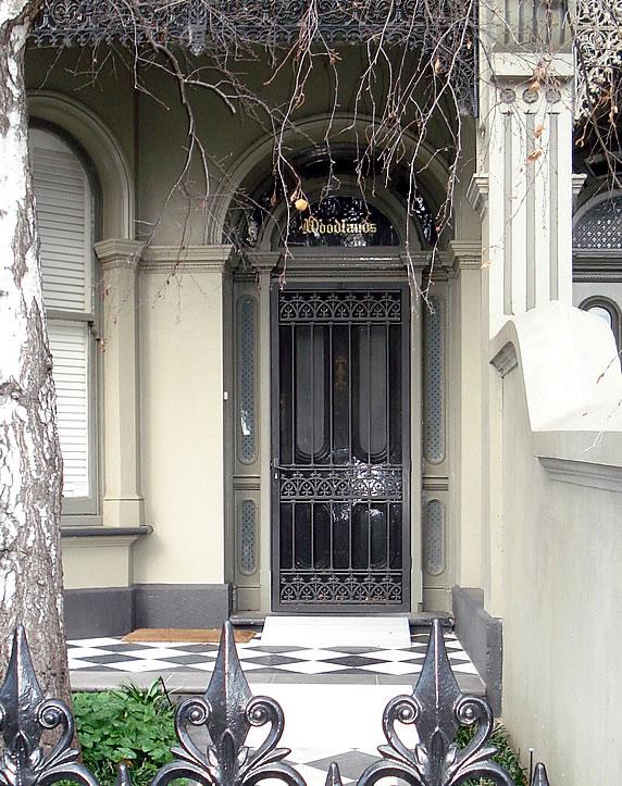 Victoria Doors & Victoria Single Door